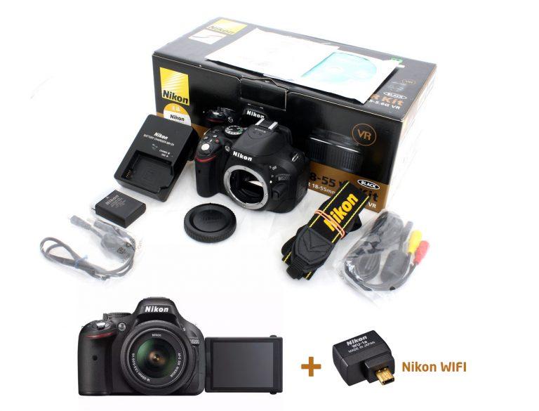 Nikon d5200 wifi